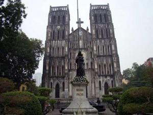 Fotos de St. Joseph's Cathedral (Nha Tho Lon), Hanói