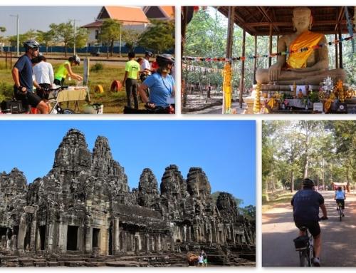 Longas férias parte 5 –  Camboja