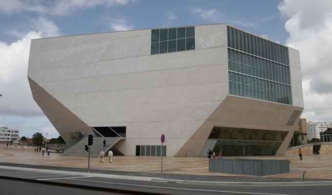 Casa da Música - Exterior