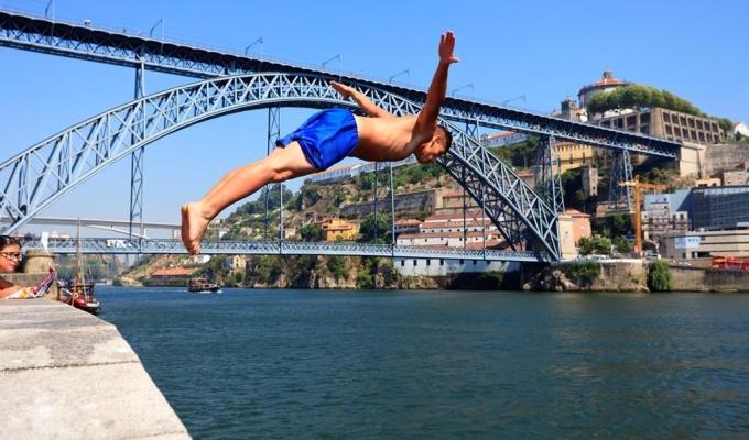 o Porto. Portugal