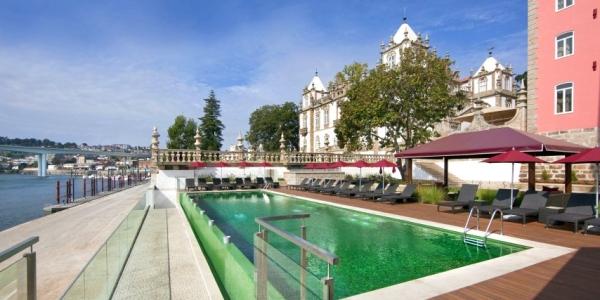 Pousada Porto Freixo pool