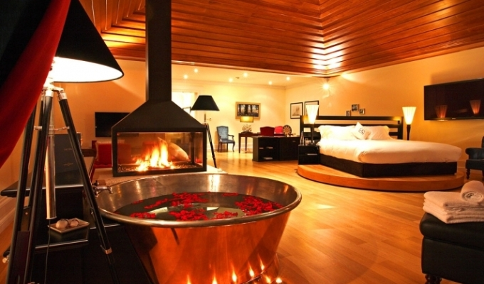 The Yeatman Hotel.