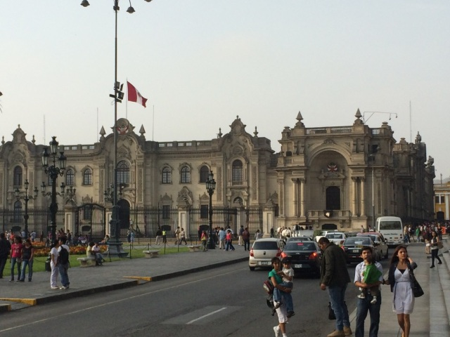 Lima. Praça Maior