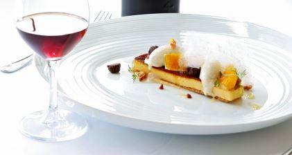 Sobremesa do Restaurante The Yeatman