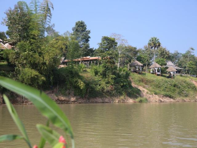 Luang Prabang- barco