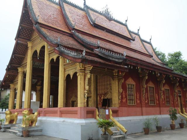 Luang Prabang - templos