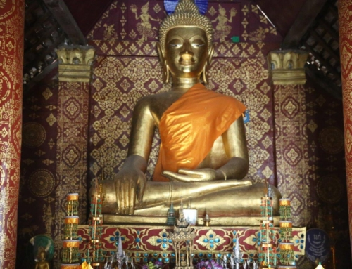 Longas Férias Parte 6 – Luang Prabang