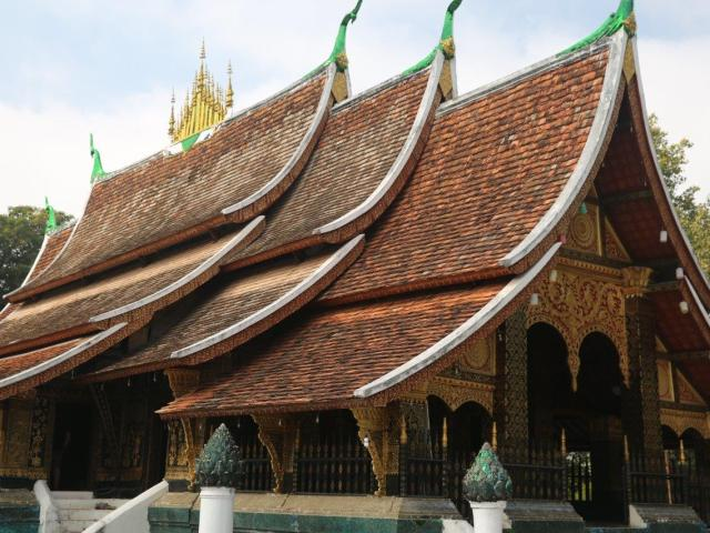 Luang Prabang - palácio