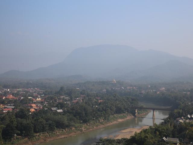 Luang Prabang - monte