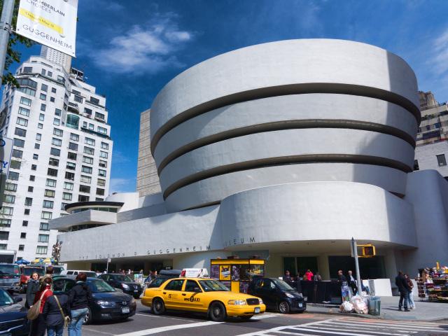 NYC_-_Guggenheim_Museum