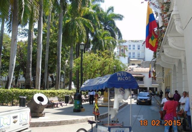 Cartagena. Colômbia
