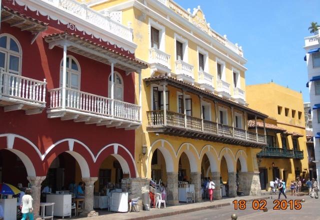 Cartagena-Colômbia