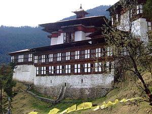 300px-Cheri_Monastery_Bhutan-070317