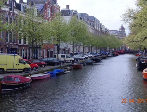 Revisitando Amsterdã