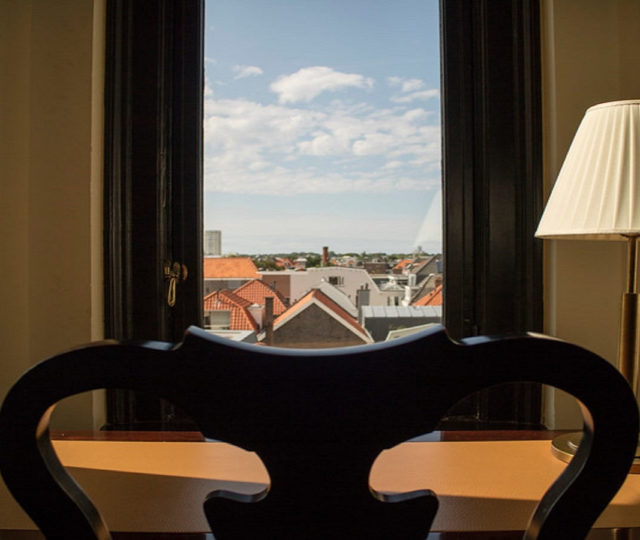Hotel-Des-Indes----Beautiful-view-over-The-Hague